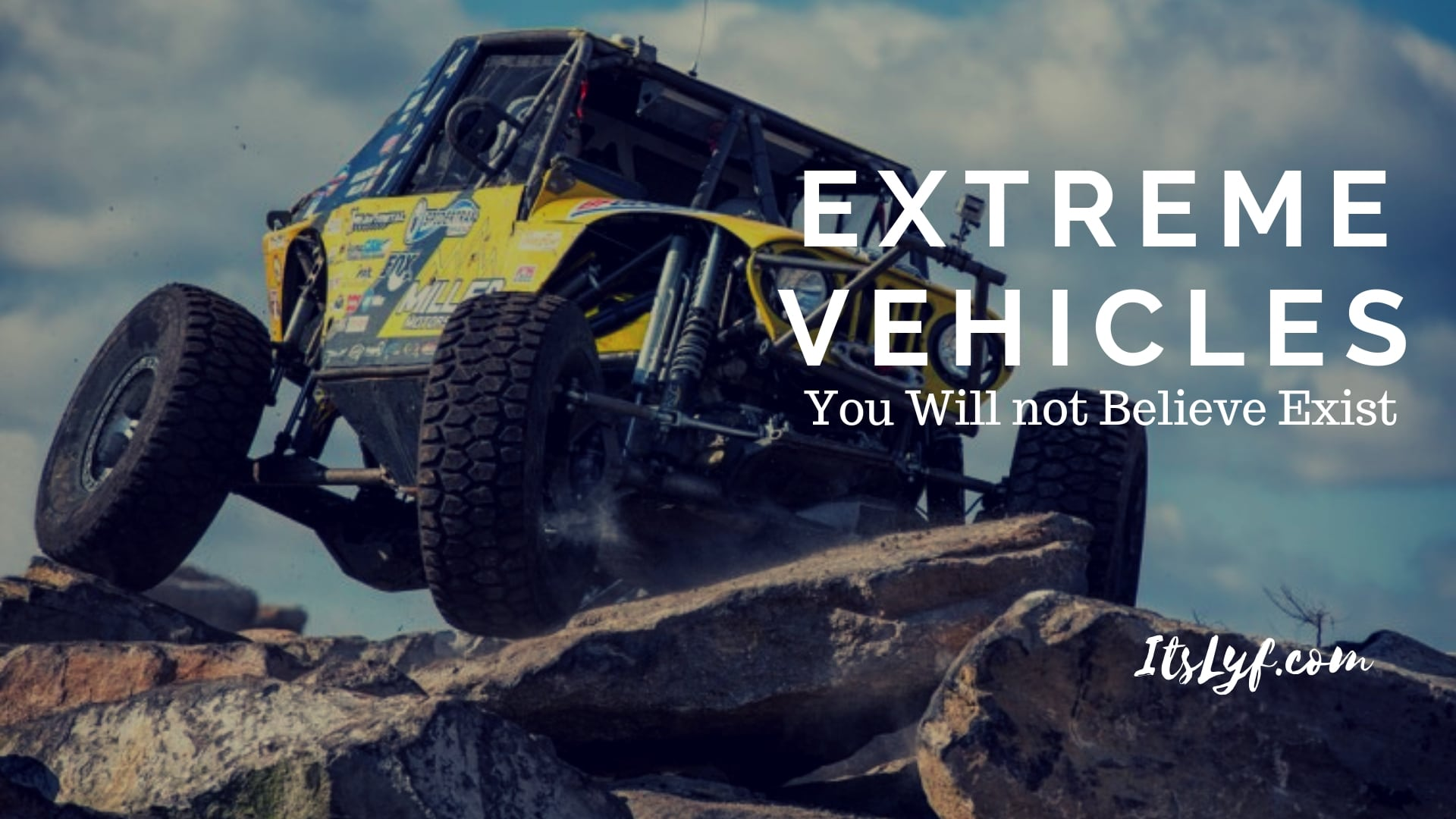 Extreme Vehicles